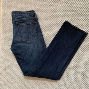 J. Crew Factory Stretch Matchstick Jeans Size 27